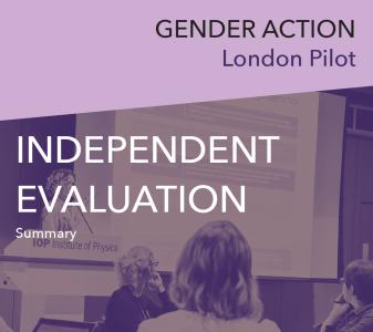 Gender Action case study