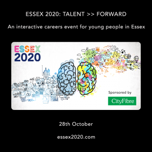 Talent Forward - an interactive careers event for young people in Essex