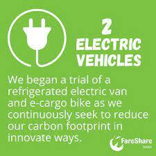 FareShare - 2 electric vehicles