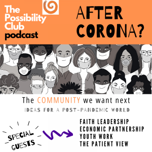 After Corona? The community we want next