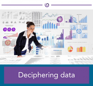 Deciphering data