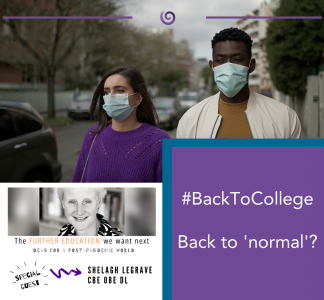 #BackToCollege - back to normal?